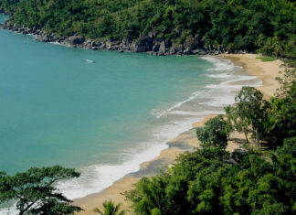 Praia do bonete - SP