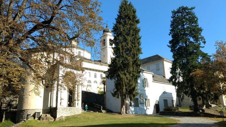 Sacro Monte Calvário – Domodossola